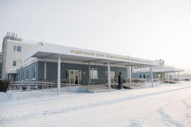 Пермский сердечно-сосудистый центр им. Суханова