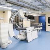 Рентгенографическая операционная в хабаровском Федеральном центре сердечно-сосудистой хирургии
